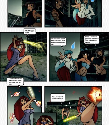 A Day Like Any Others - The (mis)adventures Of Nabiki Tendo 9 Porn Comic 070