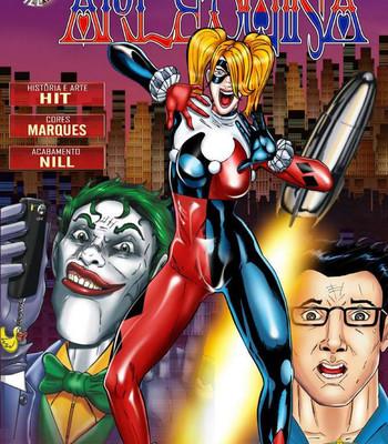Porn Comics - Harlequin Porn Comic